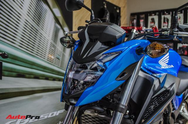 Chi tiết CB500F - mô tô rẻ nhất của Honda Moto vừa ra mắt Việt Nam - Ảnh 4.