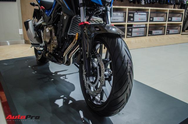 Chi tiết CB500F - mô tô rẻ nhất của Honda Moto vừa ra mắt Việt Nam - Ảnh 5.