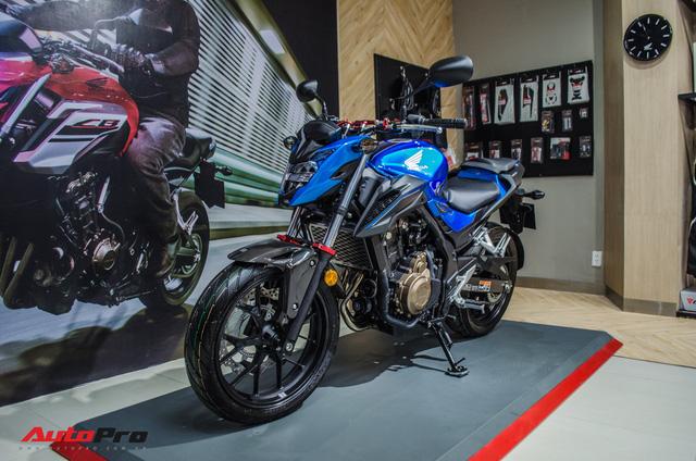 Chi tiết CB500F - mô tô rẻ nhất của Honda Moto vừa ra mắt Việt Nam - Ảnh 2.
