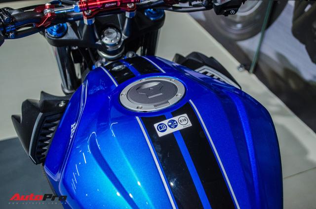 Chi tiết CB500F - mô tô rẻ nhất của Honda Moto vừa ra mắt Việt Nam - Ảnh 10.