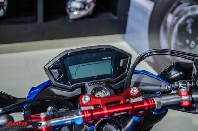 Chi tiết CB500F - mô tô rẻ nhất của Honda Moto vừa ra mắt Việt Nam - Ảnh 7.