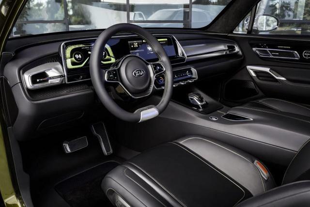 Những điều cần biết về Kia Telluride - SUV 7 sắp ra mắt, cạnh tranh Ford Explorer - Ảnh 3.