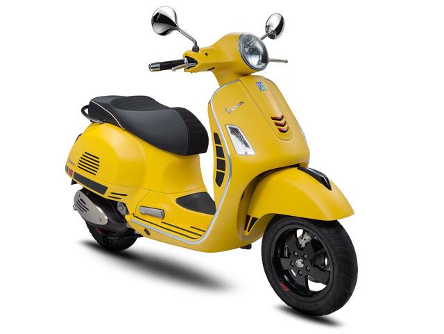 Vespa GTS Super thêm phiên bản 150cc, giá từ 115 triệu đồng tại Việt Nam - Ảnh 4.