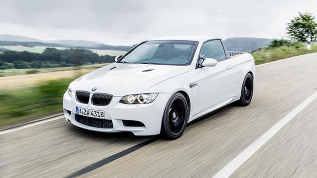 Đâu chỉ Honda Civic, BMW M3 và các mẫu xe khác cũng có phiên bản bán tải mạnh nhất thế giới - Ảnh 1.