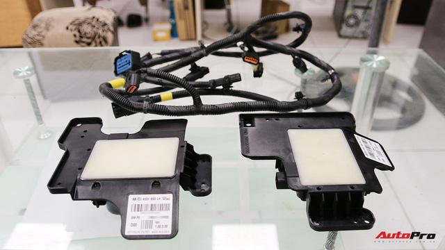 Người dùng Hyundai Santa Fe CKD lắp thêm công nghệ đã bị cắt bỏ: Đáng nâng cấp - Ảnh 4.