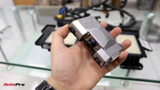 Người dùng Hyundai Santa Fe CKD lắp thêm công nghệ đã bị cắt bỏ: Đáng nâng cấp - Ảnh 10.