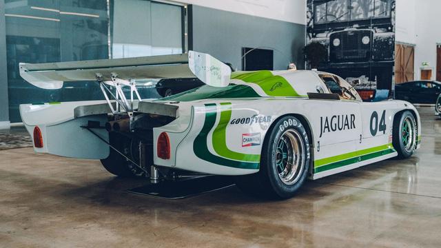 Đây là kho tàng xe cổ bí mật của Jaguar Land Rover - Ảnh 5.
