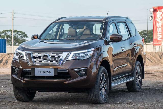 Nissan ra mắt Terra cấu hình ĐNÁ tại Philippines, cạnh tranh Toyota Fortuner - Ảnh 2.