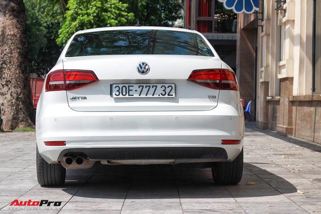 Đánh giá Volkswagen Jetta: Chất Đức đeo bảng giá Toyota Altis - Ảnh 7.