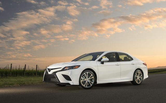 Những dòng ô tô bán chạy nhất tại 10 thị trường hàng đầu thế giới - Ảnh 3.
