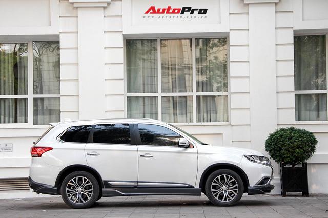 Đánh giá Mitsubishi Outlander: Xe lắp ráp mang chất lượng xe nhập khẩu - Ảnh 4.