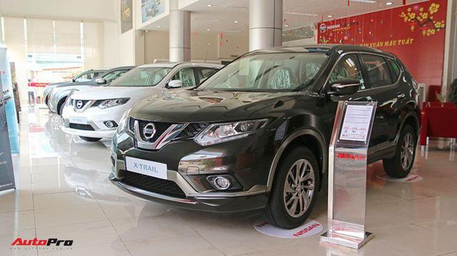 Nissan Việt Nam tăng giá xe lắp ráp, khai tử Juke - Ảnh 1.