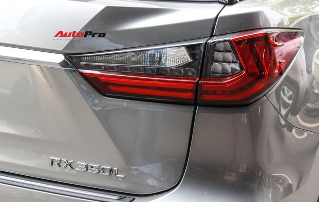Lexus RX 350L 2018 bản 7 chỗ đầu tiên về Việt Nam, giá gần 4,9 tỷ đồng - Ảnh 14.