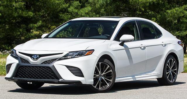 Toyota Camry XSE 2018 bản Mỹ về Việt Nam sẽ có giá dự kiến hơn 2,6 tỷ đồng - Ảnh 5.
