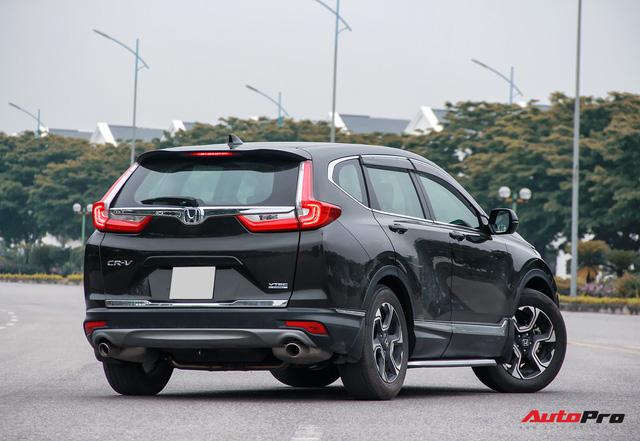 Đánh giá Honda CR-V: Vua vận hành nhưng chịu cảnh lính doanh số - Ảnh 7.