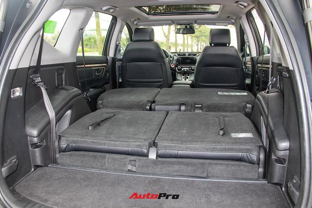 Đánh giá Honda CR-V: Vua vận hành nhưng chịu cảnh lính doanh số - Ảnh 19.