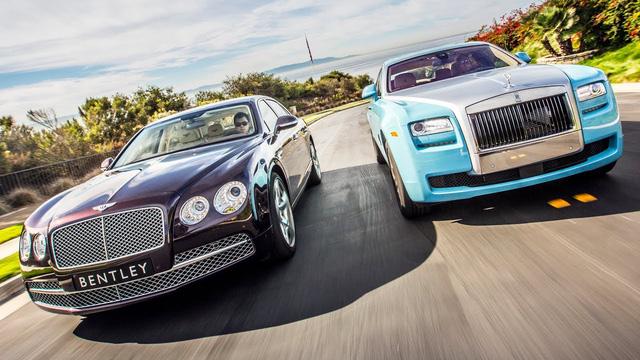 Giới đã giàu nay còn giàu hơn, xe siêu sang yên tâm sản xuất, không sợ ế - Ảnh 1.
