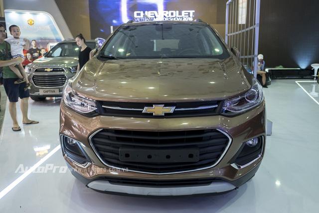 Chevrolet Trax âm thầm biến mất khỏi danh mục sản phẩm của GM Việt Nam - Ảnh 1.