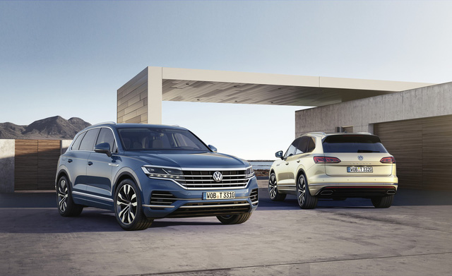 Volkswagen công bố chi tiết hệ thống tầm nhìn hồng ngoại ban đêm - Ảnh 1.