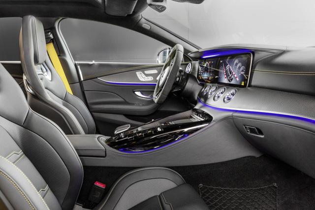 Mercedes ra mắt AMG GT Coupe 4 cửa đặc biệt Edition 1 - Ảnh 5.