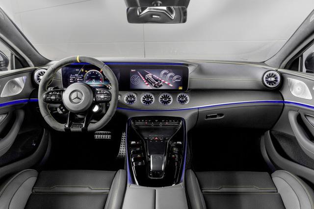 Mercedes ra mắt AMG GT Coupe 4 cửa đặc biệt Edition 1 - Ảnh 4.