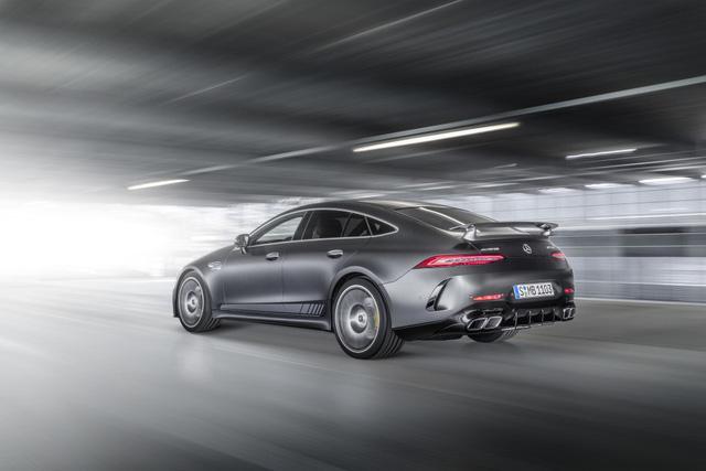 Mercedes ra mắt AMG GT Coupe 4 cửa đặc biệt Edition 1 - Ảnh 1.