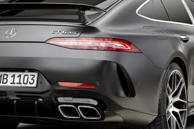 Mercedes ra mắt AMG GT Coupe 4 cửa đặc biệt Edition 1 - Ảnh 3.