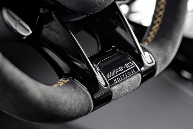 Mercedes ra mắt AMG GT Coupe 4 cửa đặc biệt Edition 1 - Ảnh 6.