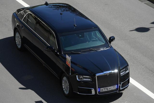 Chiếc limousine mới toanh của tổng thống Putin sắp có mặt trên thị trường - Ảnh 3.