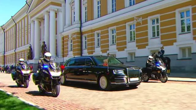 Chiếc limousine mới toanh của tổng thống Putin sắp có mặt trên thị trường - Ảnh 2.