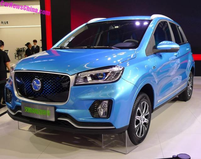 Đây là xe Jaguar mới? Không, đó là xe Trung Quốc - Ảnh 4.