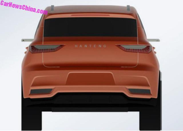 Đây là xe Jaguar mới? Không, đó là xe Trung Quốc - Ảnh 3.