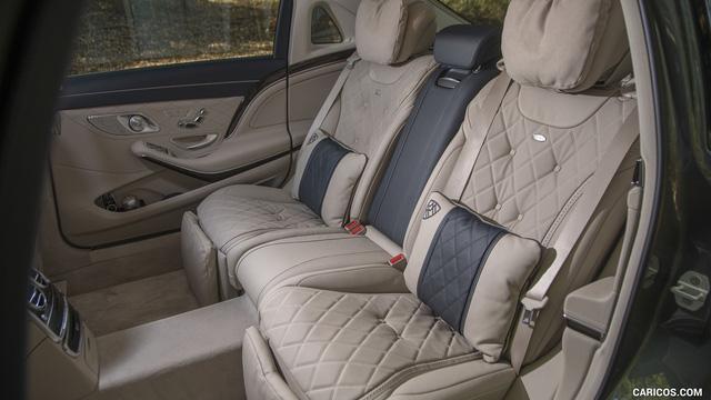 4 mẫu xe sedan hạng sang có tầm giá hơn 10 tỷ đồng tại Việt Nam - Ảnh 8.