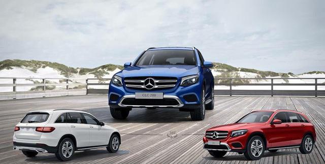 Lộ giá và thông số chi tiết Mercedes-Benz GLC 200 sắp bán tại Việt Nam - Ảnh 1.