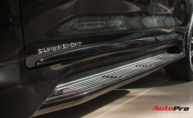 Giá gần 10 tỷ đồng, Lexus LX570 Super Sport vẫn ùn ùn về Việt Nam cho các tay chơi nhà giàu - Ảnh 14.