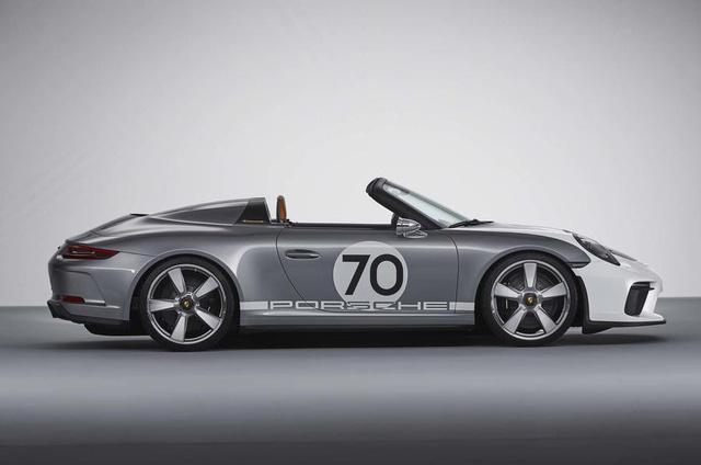 Ra mắt Porsche 911 Speedster - Hình ảnh xem trước của hậu duệ 991 - Ảnh 2.