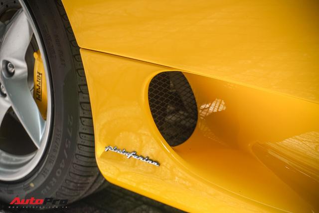 """Hàng hiếm Ferrari F360 Spider """"hồi sinh"""" dưới bàn tay dân chơi siêu xe Sài Gòn - Ảnh 13."""