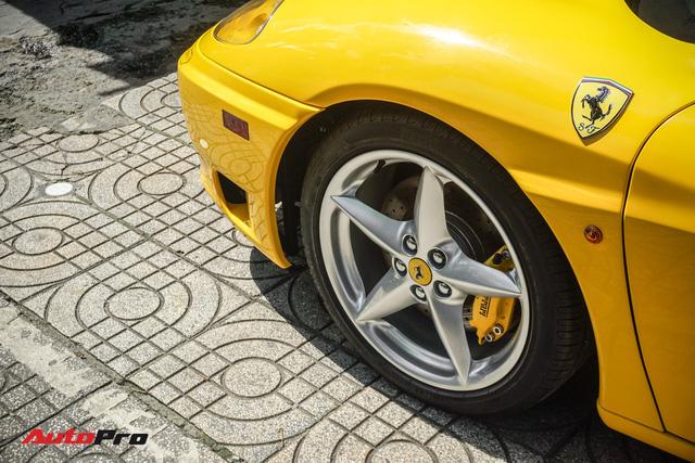 """Hàng hiếm Ferrari F360 Spider """"hồi sinh"""" dưới bàn tay dân chơi siêu xe Sài Gòn - Ảnh 7."""