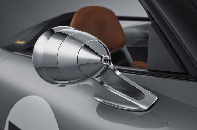 Ra mắt Porsche 911 Speedster - Hình ảnh xem trước của hậu duệ 991 - Ảnh 4.