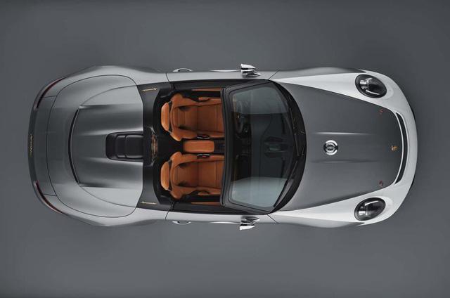 Ra mắt Porsche 911 Speedster - Hình ảnh xem trước của hậu duệ 991 - Ảnh 9.