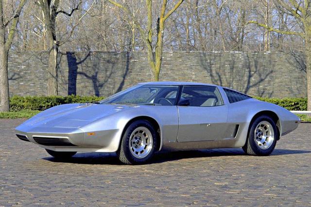 10 concept siêu xe mỹ mãn nhưng yểu mệnh - Ảnh 6.