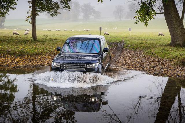 Range Rover SVAutobiography màu siêu độc về tay đại gia Hải Phòng - Ảnh 3.