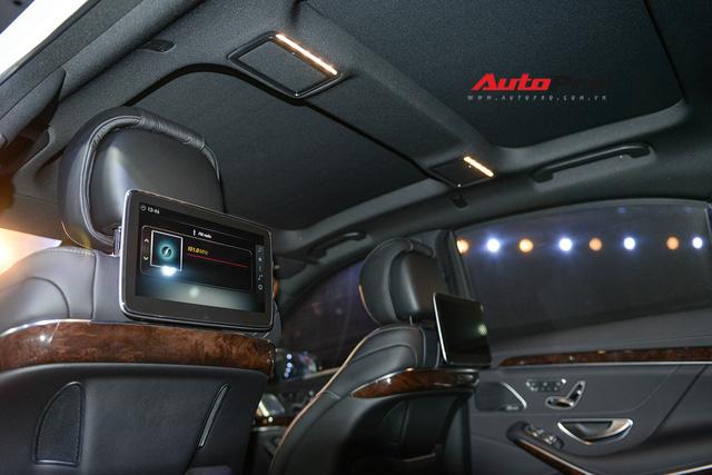 Vừa ra mắt, Mercedes-Benz S450 L 2018 đã lăn bánh trên đường, cặp cùng Lamborghini độc nhất Việt Nam - Ảnh 19.