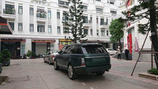 Range Rover SVAutobiography màu siêu độc về tay đại gia Hải Phòng - Ảnh 5.