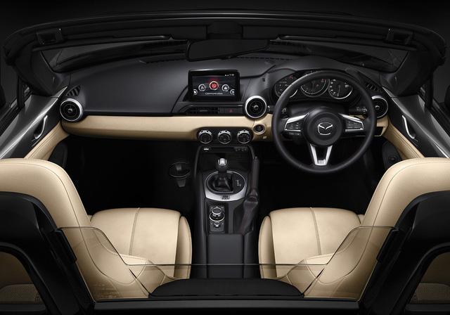 Lộ diện Mazda MX-5 2019: Tăng cả sức mạnh lẫn trang bị - Ảnh 4.