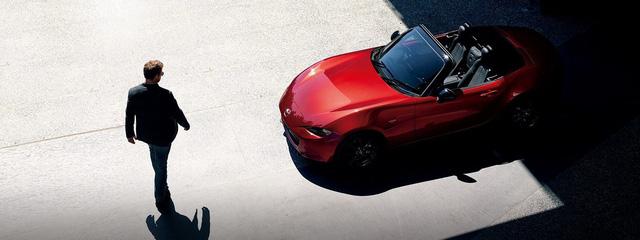 Lộ diện Mazda MX-5 2019: Tăng cả sức mạnh lẫn trang bị - Ảnh 1.