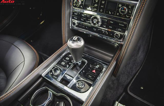 Chiêm ngưỡng Bentley Mulsanne Speed màu cam độc nhất vô nhị tại Việt Nam - Ảnh 9.