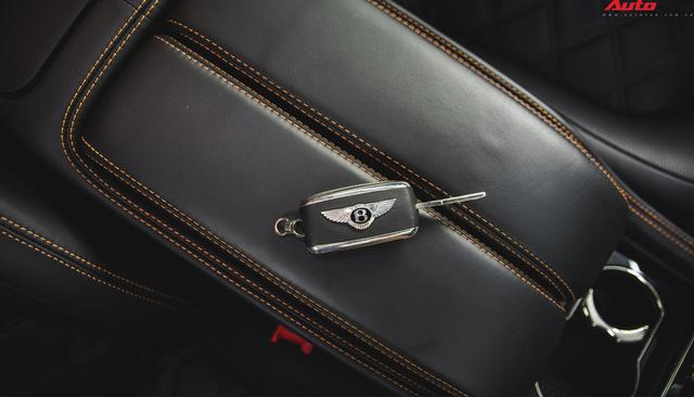 Chiêm ngưỡng Bentley Mulsanne Speed màu cam độc nhất vô nhị tại Việt Nam - Ảnh 12.