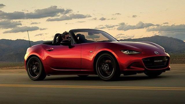 Lộ diện Mazda MX-5 2019: Tăng cả sức mạnh lẫn trang bị