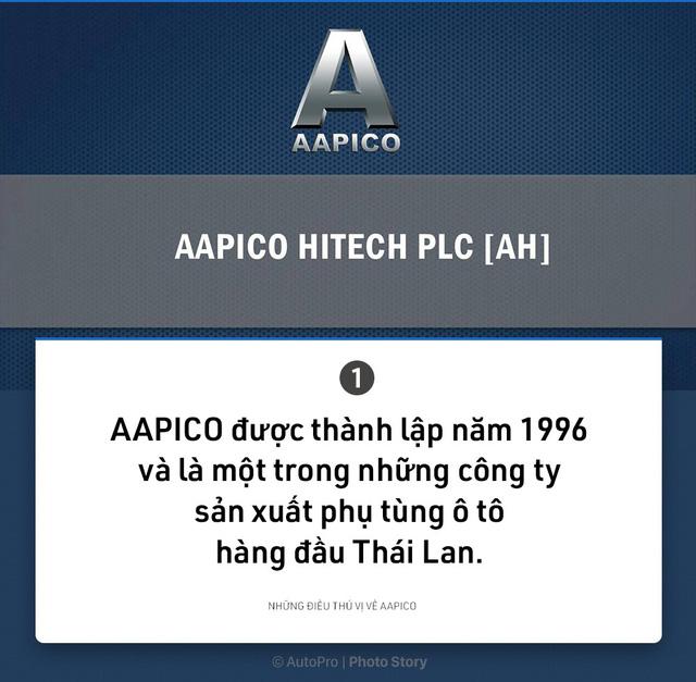 [Photo Story] 9 điều cho thấy tầm cỡ của AAPICO, đối tác mới nhất của VINFAST - Ảnh 1.